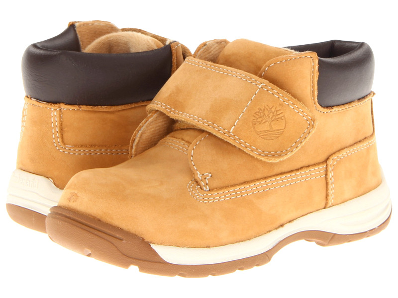 TIMBERLAND KIDS EARTHKEEPERS TIMBER TYKES H&L BOOT INFANT TODDLER ANKLE BOOT PREMIUM UPPER