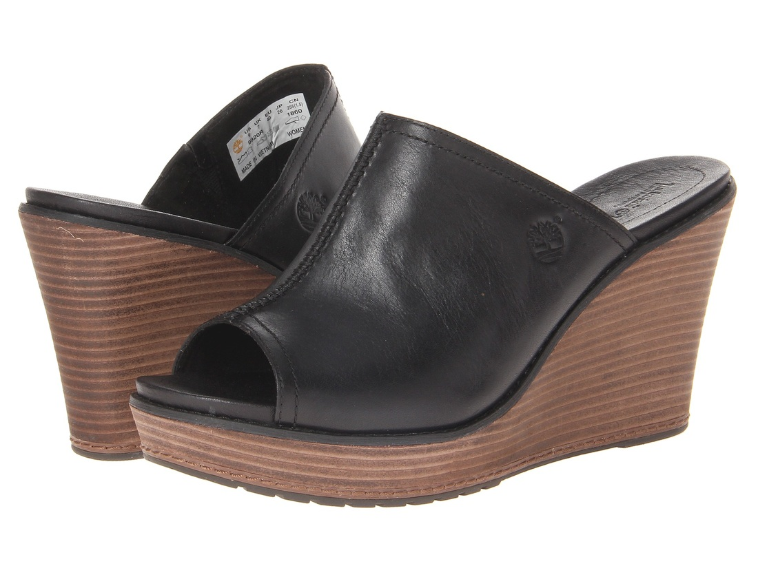 Wide Width Mule Shoes For Spring & Summer