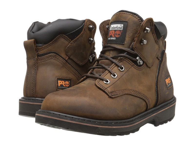 Timberland PRO 6 Pit Boss Soft Toe Men's Boot In Wide Width